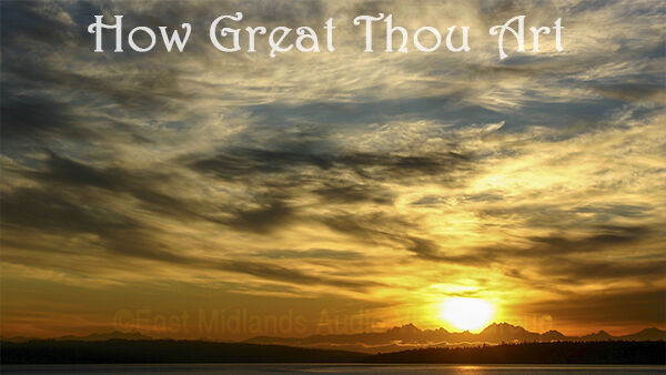 """An image from """"How Great Thou Art"""""""
