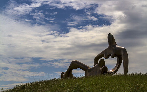 """An image from """"Down by the Henry Moore"""""""