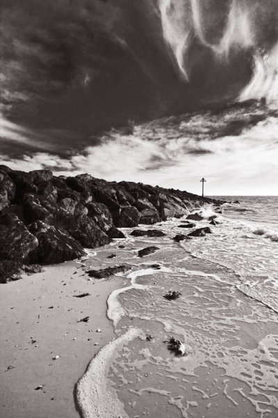 West Beach, Clacton
