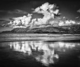 Clouds over Whitesands Bay, Pembrokeshire, Wales