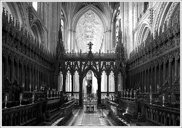 ElyCathedral Quire