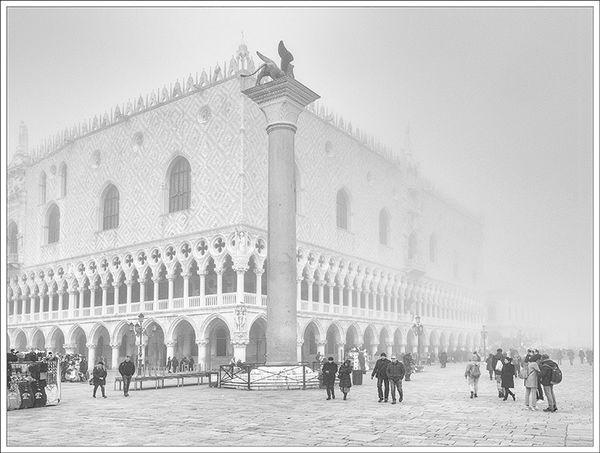 Fog in Venice 1