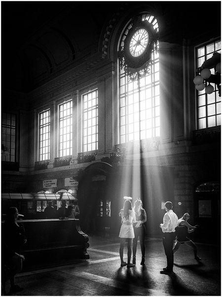 Hoboken Station New Jersey