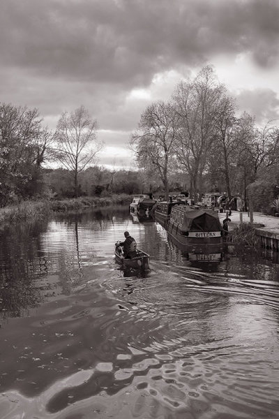 Hoe Mill Lock