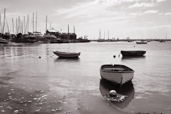 Tranquil Tide, Mersea