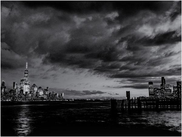 Manhattan and Hoboken
