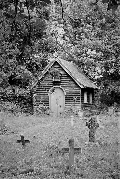St Giles - The Leper Church