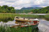 Row Boats. Lough Gill. Co. Leitrim