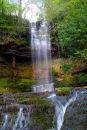 Glencar  Waterfall . Co. Leitrim