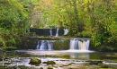 Fowleys Falls. Rossinver. Leitrim