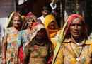 Tribal women on Pilgrimage. Pushkar. Rajistan. India