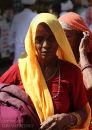 Tribal  Woman  on  pilgrimage  in Pushkar. Rajistan. India.