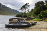 Fishing Boats. Doo Lough. Co. Mayo