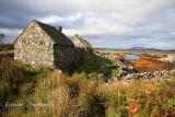 Stone Cottage . Connemara. Ireland