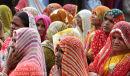Watching the parade. Pushkar. Rajistan. India