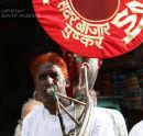 Musician. Street Festival. Pushkar. Rajistan. India