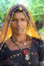 Tribal  Woman  .  Rajistan.  India