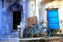 Street  scene. Bundi. Rajistan. India