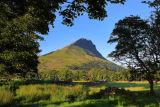 Benwiskin Mountain . Co. Sligo