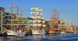 Tall Ships Festival Dublin .Ireland