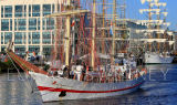 Farewell to Dublin . Tall Ships Festival 2012
