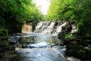 Pol An Easa Waterfall. Aughnasheelin. Co.Leitrim