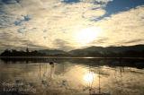 Early morning. Lough Gill. Co. Sligo