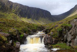 The Srahnalong River Valley. Co. Mayo