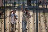 Boys at the School Gate, Tala
