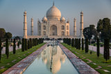 Taj Reflected