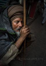Looking for Charity, Hazrat Nizamuddin