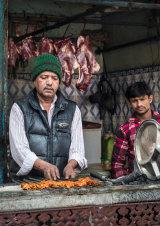 Halal Butchers, Hazrat Nizamuddin