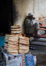 Roti Man, Hazrat Nizamuddin
