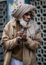 Begging, Hazrat Nizamuddin