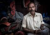 Shoe Seller, Fort Cochin