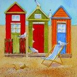 Eileen McGeown Beach huts 2