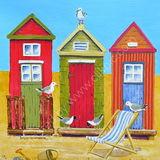 Eileen McGeown Beach huts 3