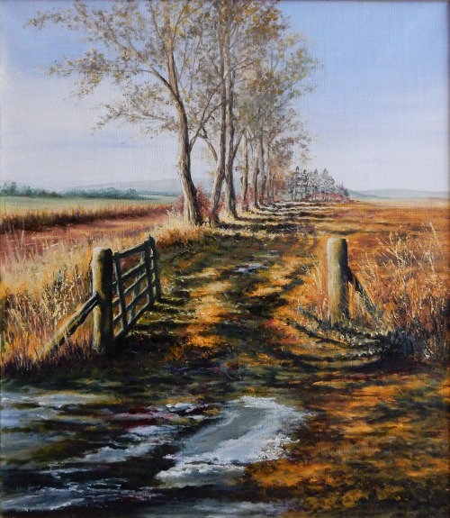 Gauldry Farmland