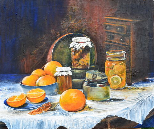 Tasting the Marmalade
