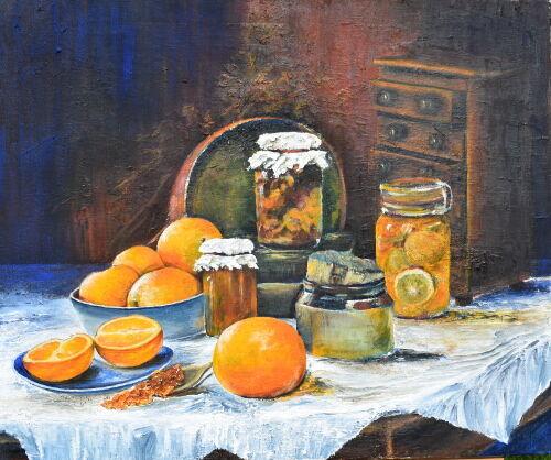 Tasting the Marmalade