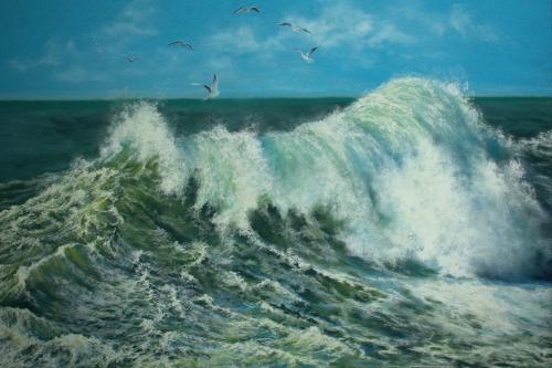 Tumbling Wave