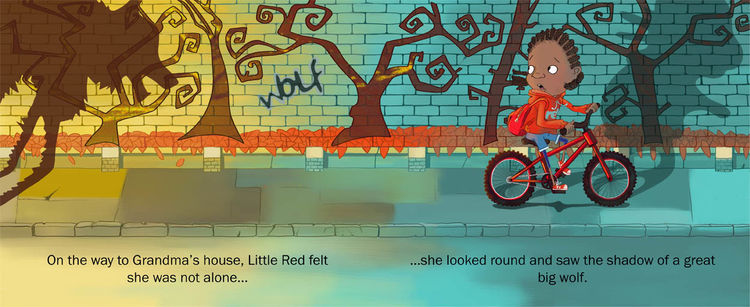 Little Red pages 7 & 8