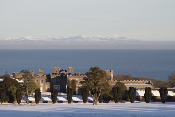 Ardgillan Castle & The Mountains of Mourne