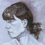 Paintings in watercolour