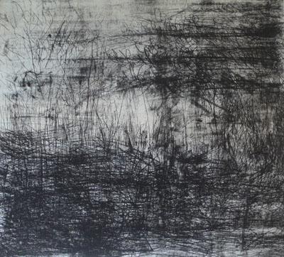 Ophelia <br> Giclée , edt 10 <br> 87 x 100 cm, 2007