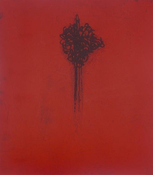 Satoris <br> Etching, edt 15 <br> 60 x 54 cm, 2013