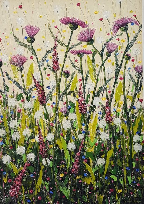 Purple Inspirations, SOLD