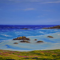Beach of Isle of Tiree, SOLD