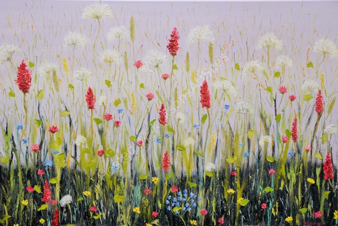 Meadow blossom SOLD