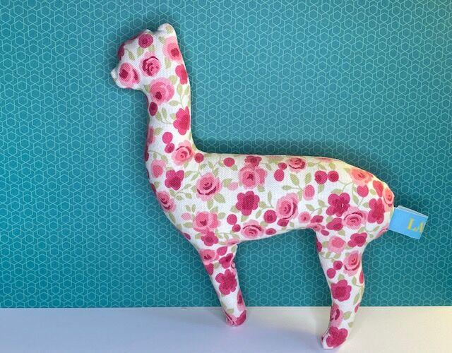 Ashley Alpaca-pink rose